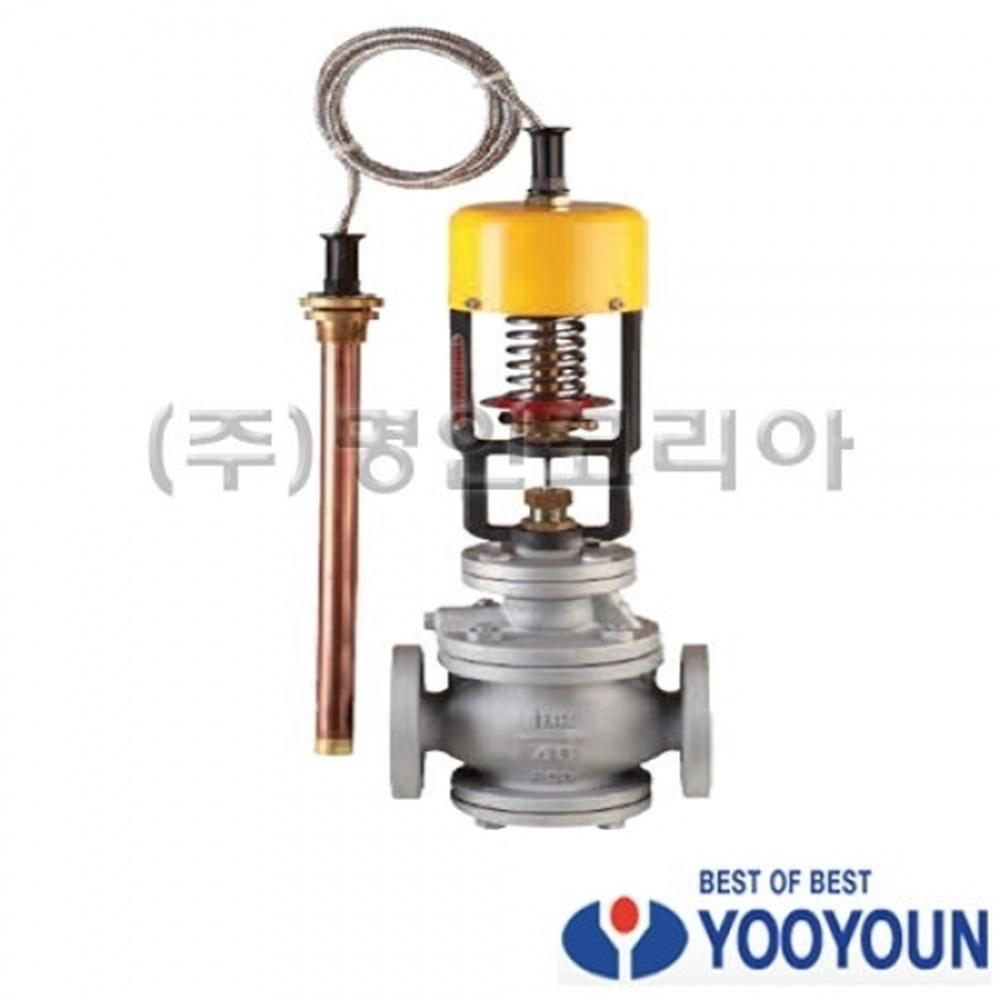 [반품불가] 유연.온도조절밸브YTR-1F.80A
