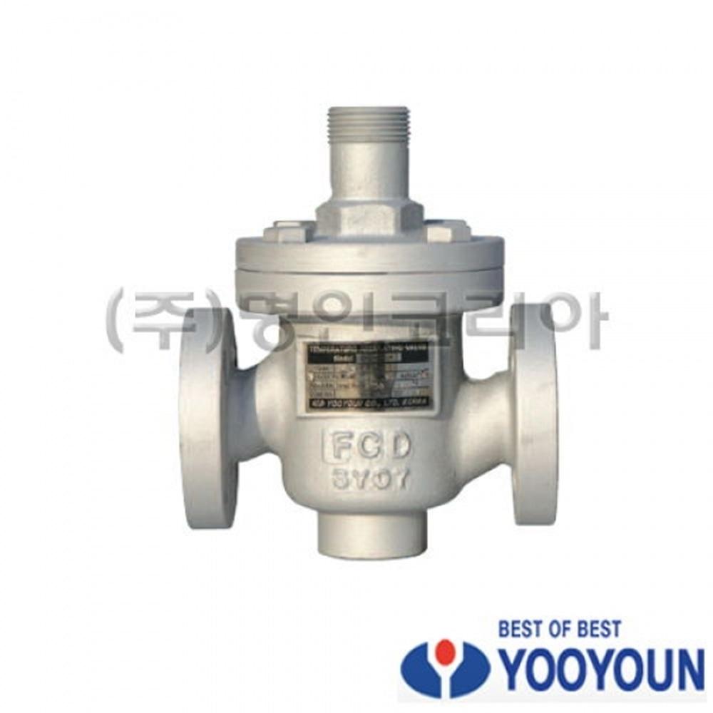 [반품불가] 유연.온도조절밸브YTR-2F.25A
