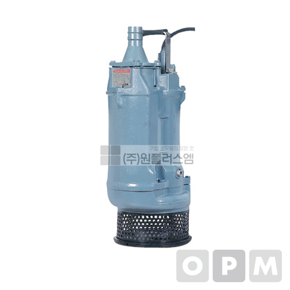 윌로수중펌프 PDU-11K IL/TL/VL(F) 15마력 6인치 전양정20m(윌로펌프)