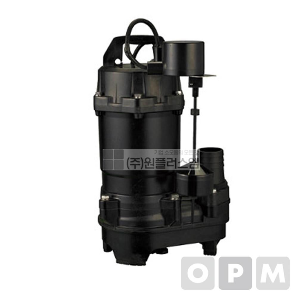 IPV-417-FL 1/2HP 10m 24,800 (0.5m) 1P 220V 50A 오,폐수용수중펌프 / 한일펌프 / 한일수중펌프