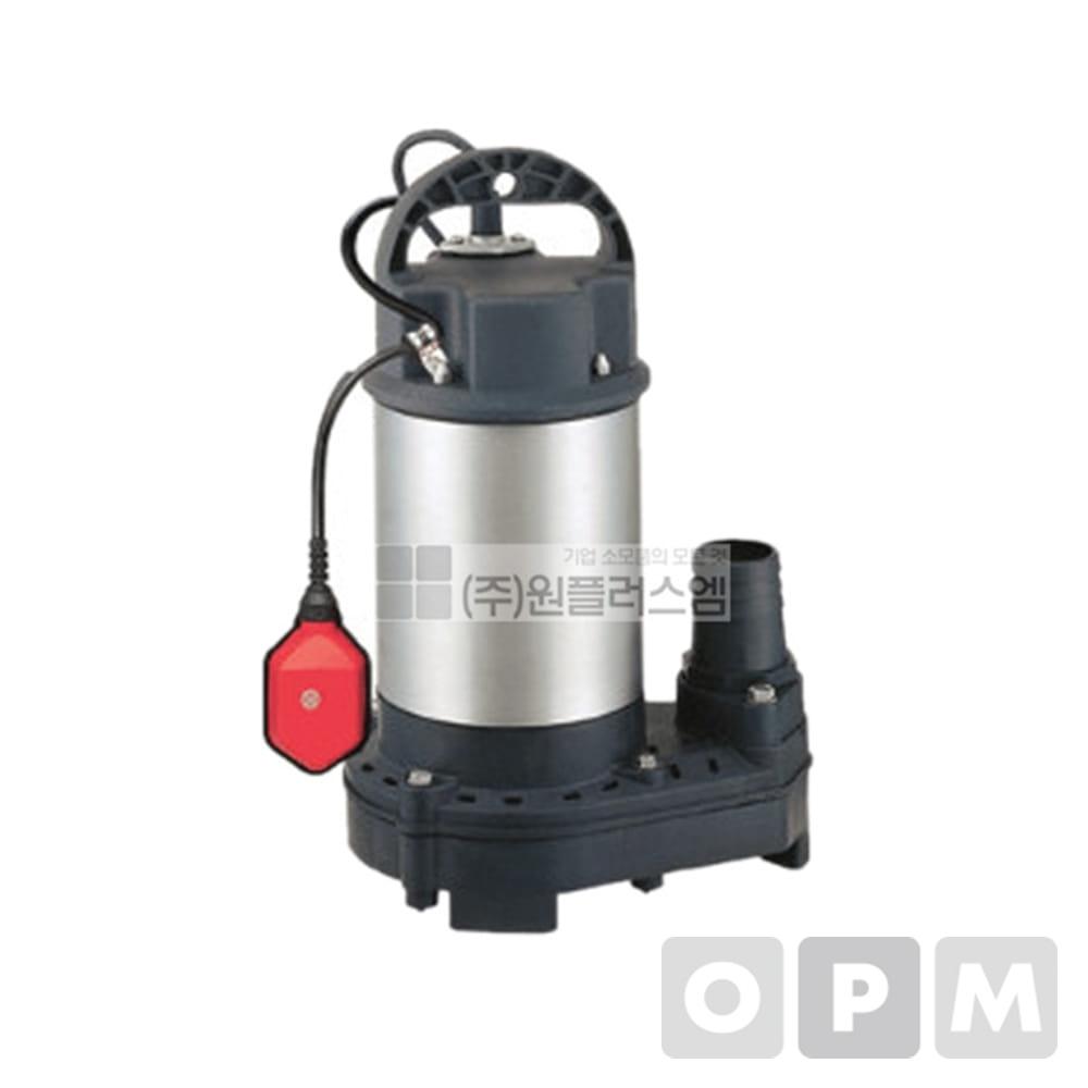스텐형수중펌프 IP-435N-F 1/2HP 50A 220V / 한일펌프 / 한일수중펌프