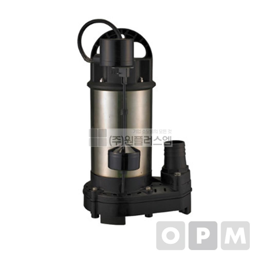 IP-435N-FL 1/2HP 13m 21,000(0.5m) 1P 220V 50A 청수용자동수중펌프 / 한일펌프 / 한일수중펌프
