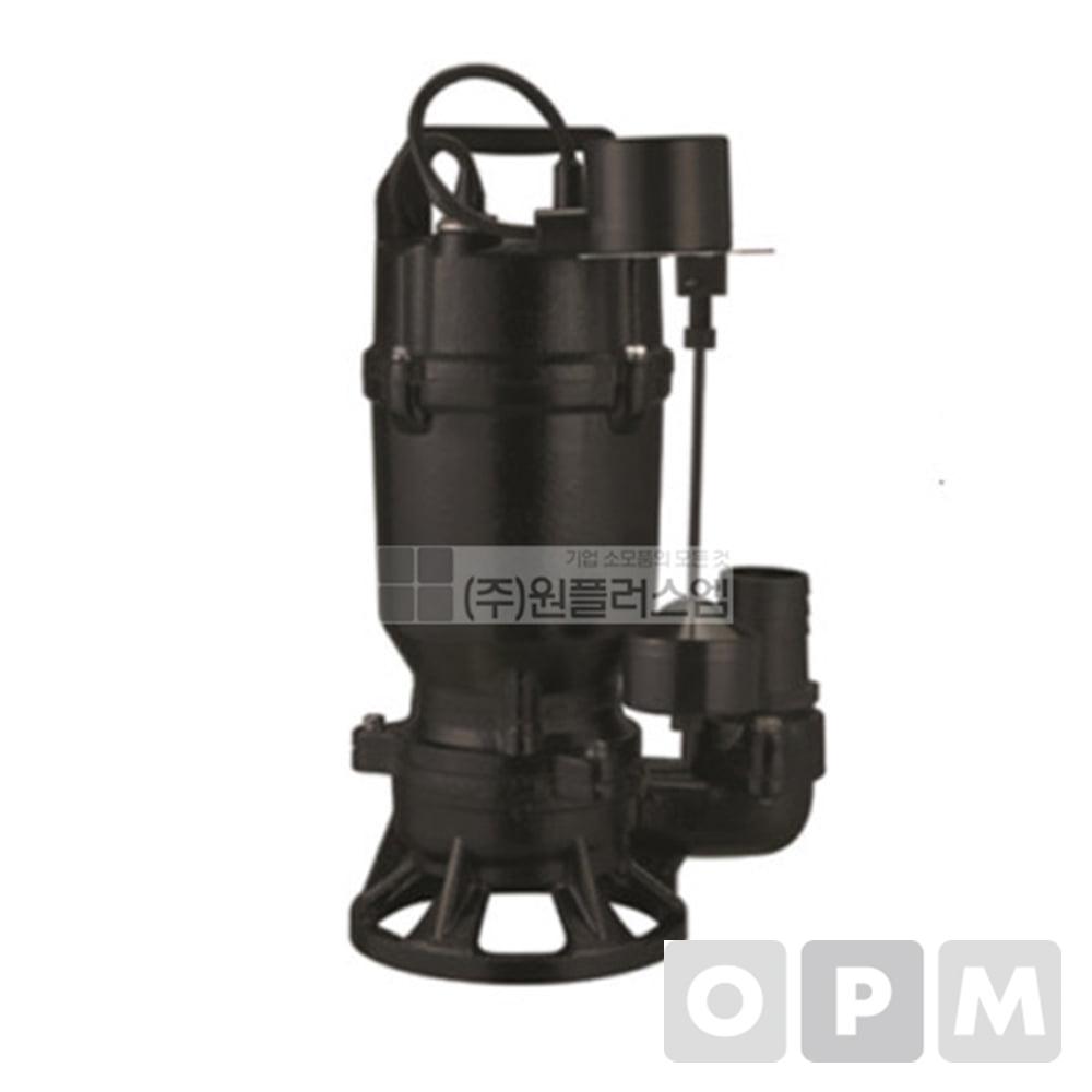 오,폐수용수중펌프 IPV-415N-FL 1/2HP 10m 21,900(0.5m) IP 220V 50A / 한일펌프 / 한일수중펌프