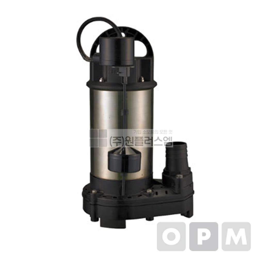 IPV-435N-FL 10m 25.800 (0.5m) 1/2HP 1P 220V 50A 오수.폐수용 자동펌프 / 한일펌프 / 한일수중펌프