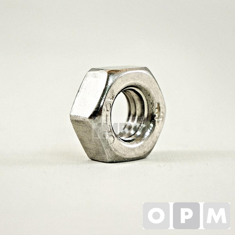 OPM 스텐레스 육각너트 M3 - 50EA