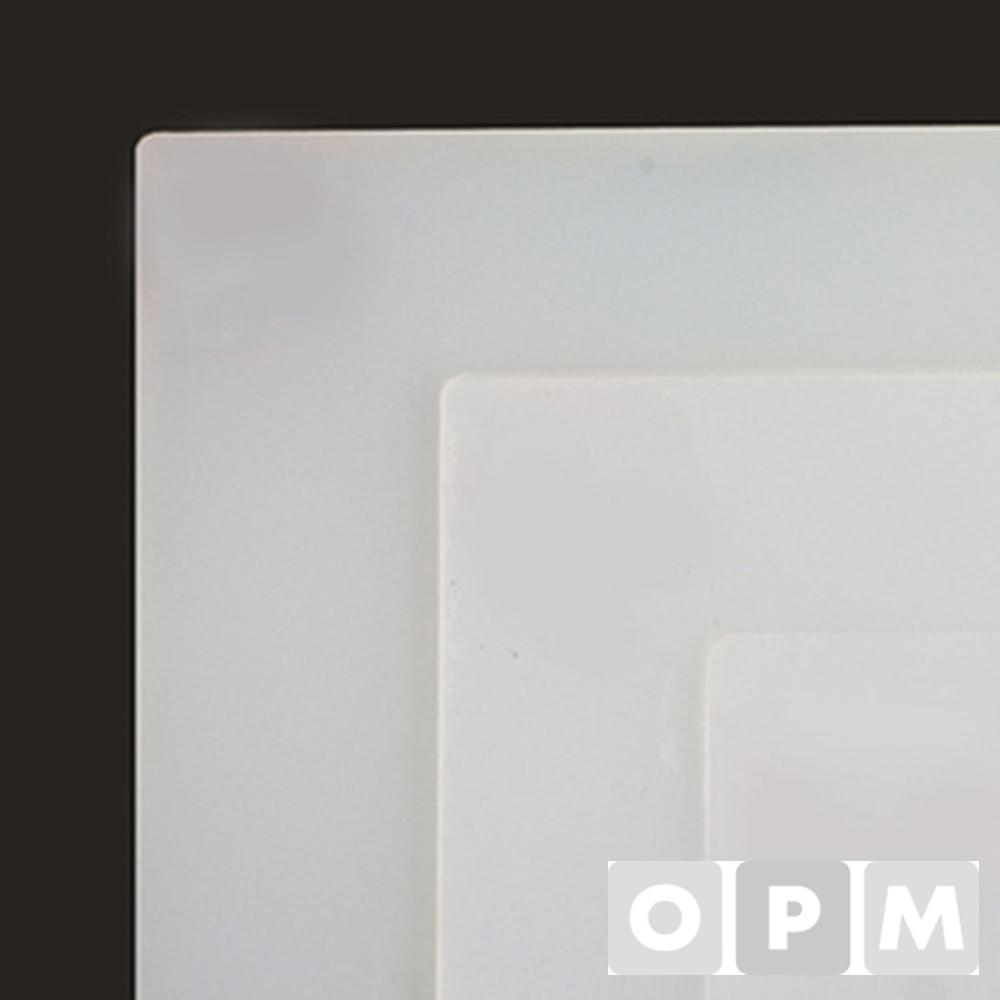 [반품불가]  OPM 실리콘고무판 실리콘판 (1롤)1000mm×10M×10T