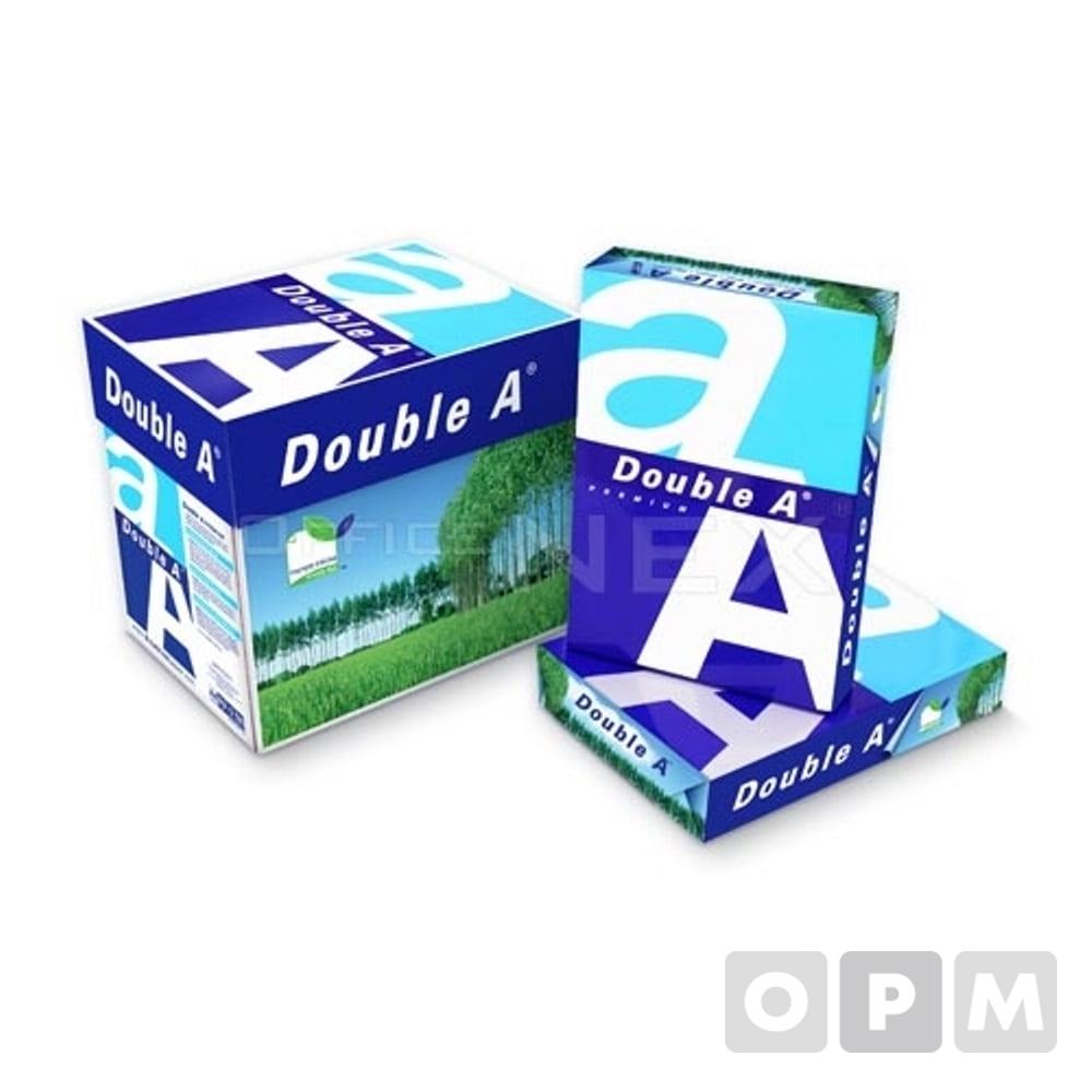복사용지A4 (80g/500매x5권/BOX/더블에이)