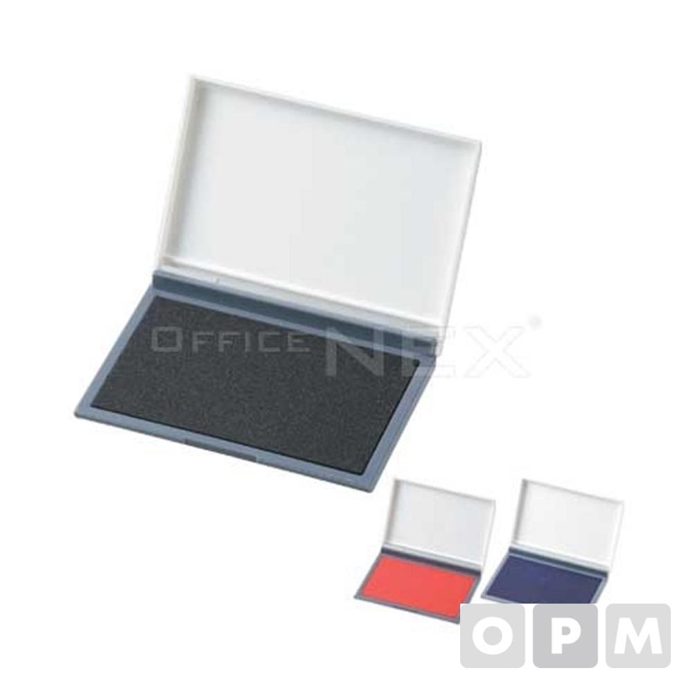 샤이니 불변스탬프패드(110x70mm 청색)