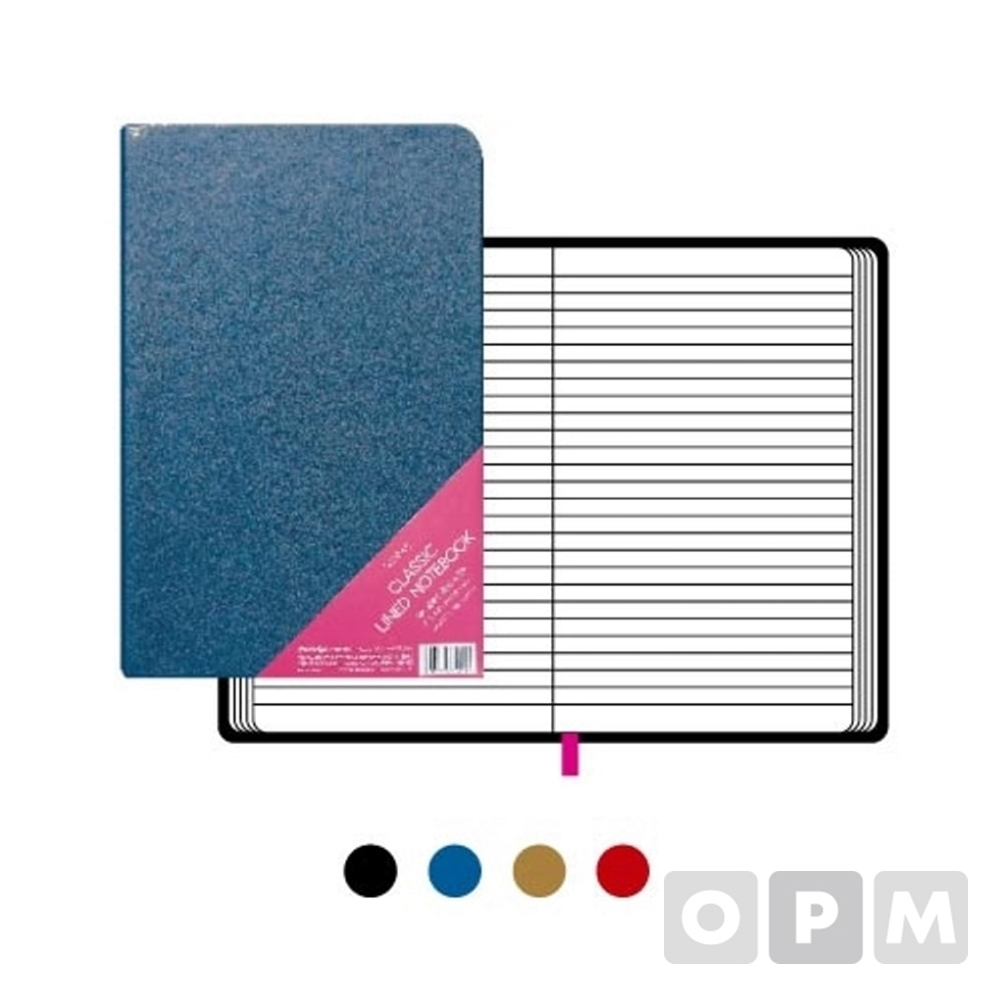 웍스 클래식 노트북 Mini 브라운 mini, 88x150mm