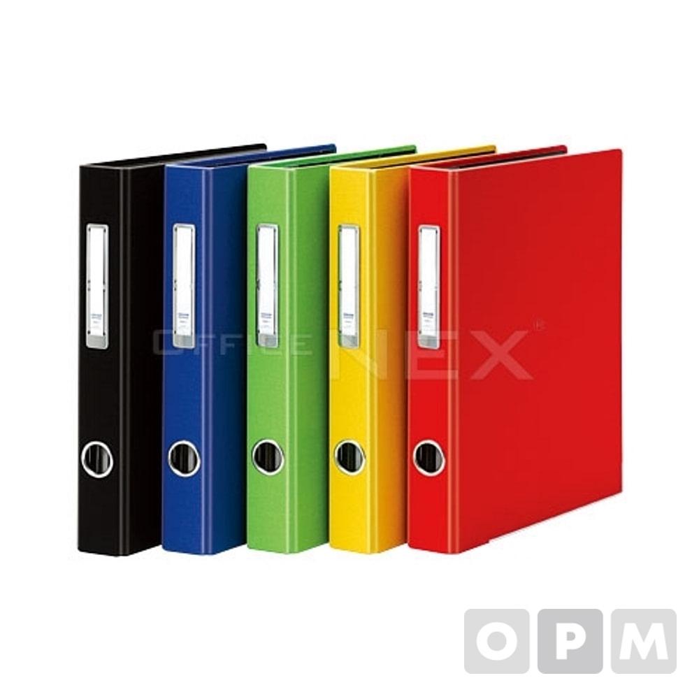 문화 3공D링컬러웹바인더(B968-7/3cm/노랑) / A4, 두께:3cm 노랑