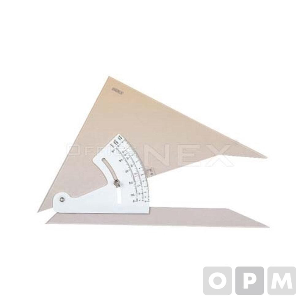 아톰 각도조절삼각자(30cm)