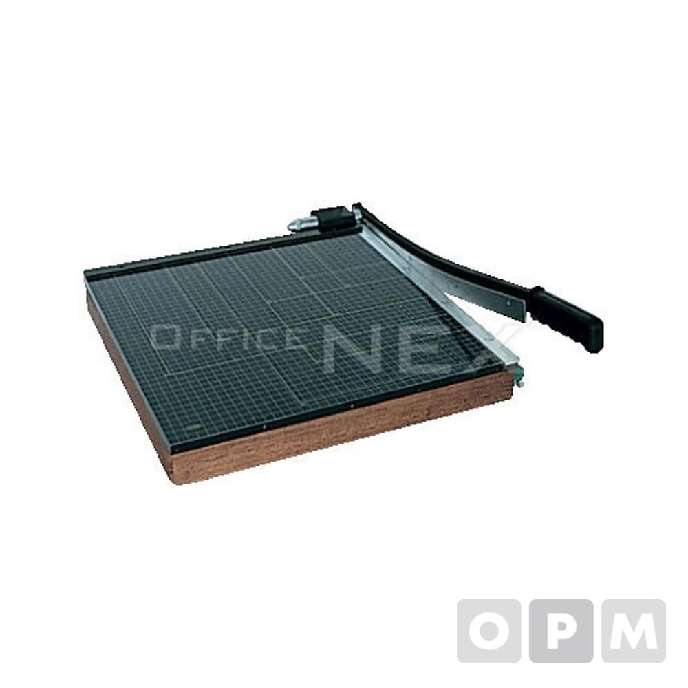 아톰 재단기(APT400/B4/400*400*20mm)