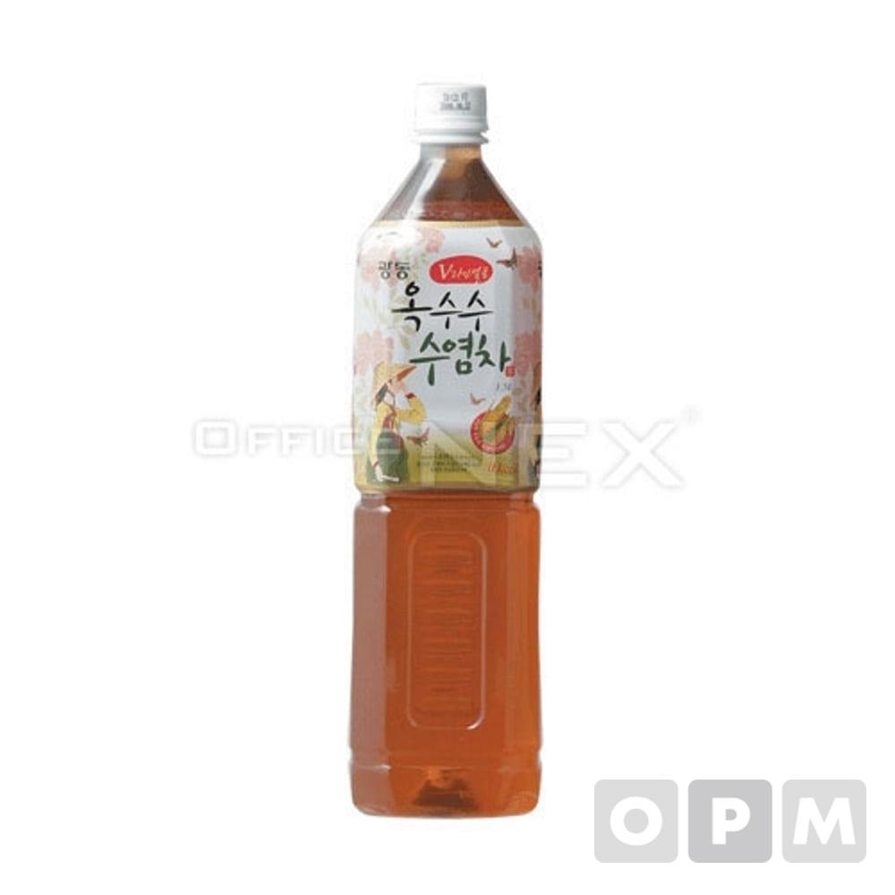 광동제약 옥수수수염차(1.5ℓ)