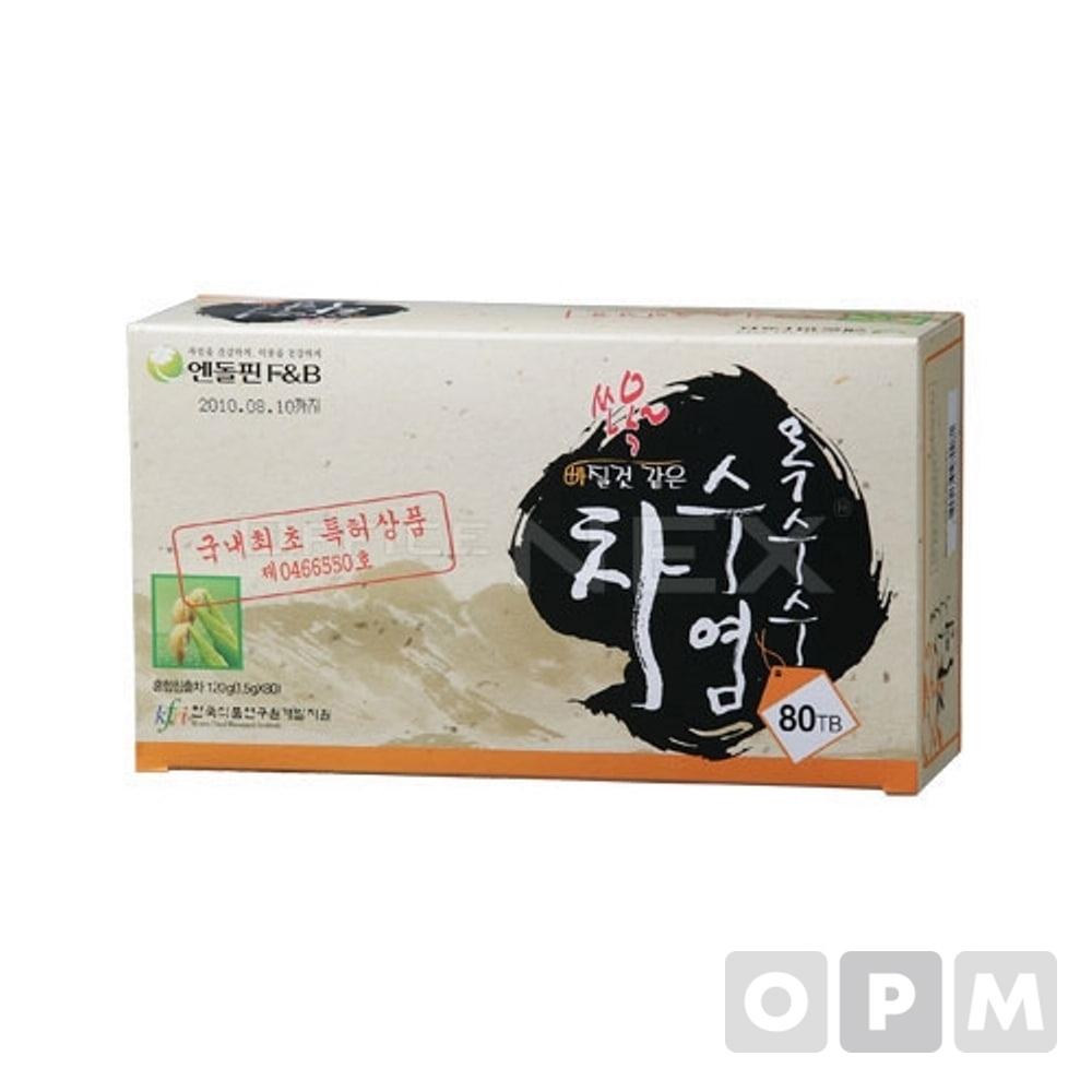 다농원 쏘옥 옥수수수염차(엔도르핀/1.5g*80T)