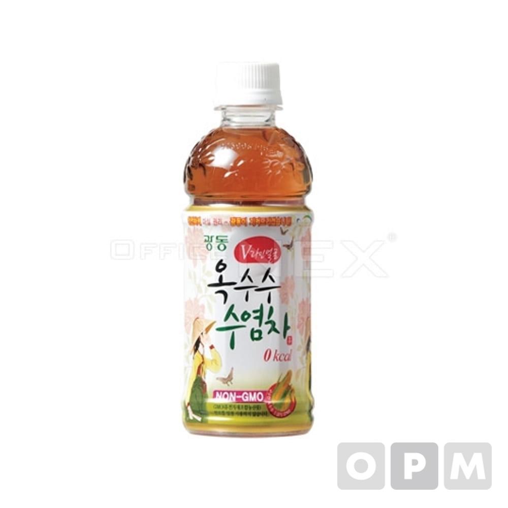 광동제약 옥수수수염차 음료 340mℓ