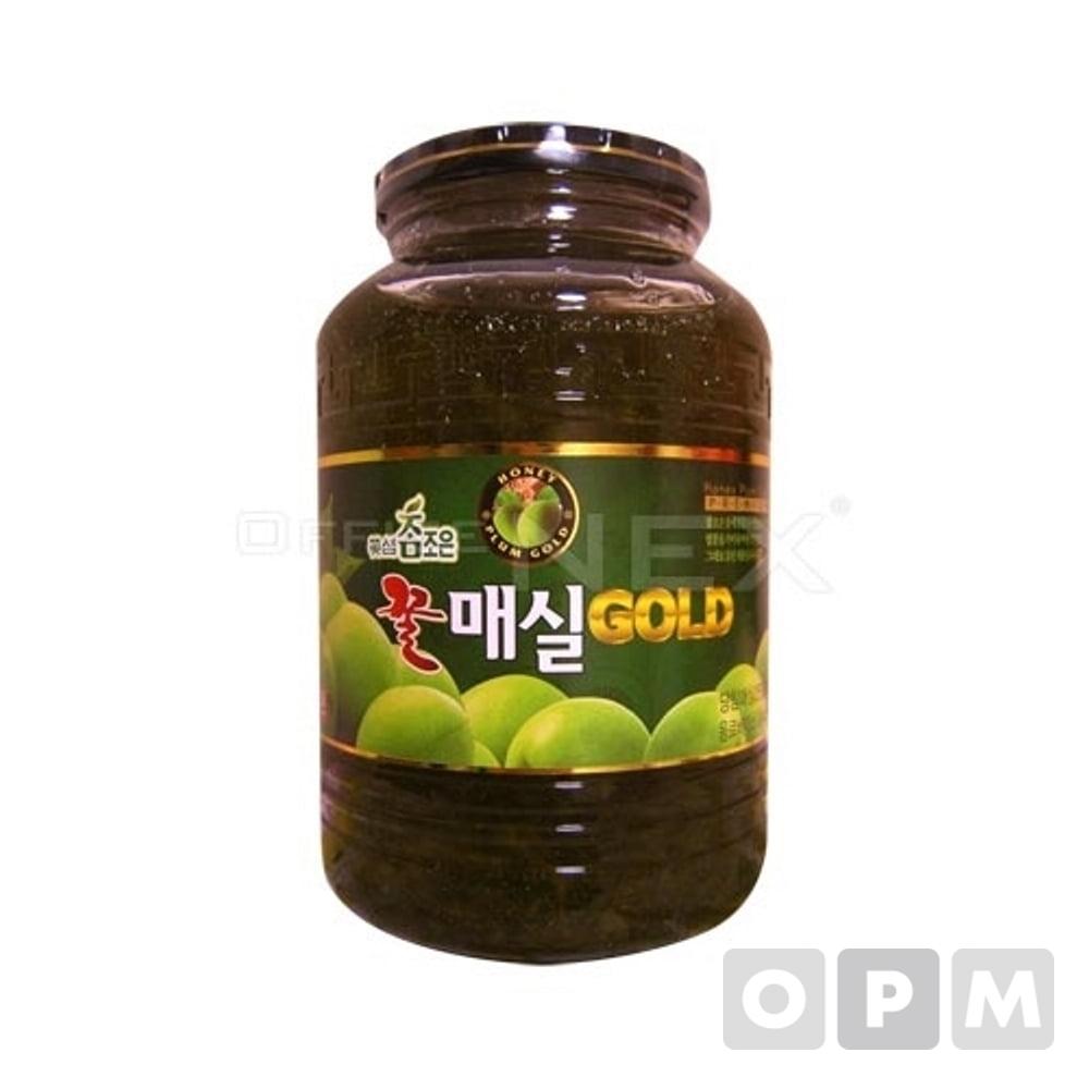 참조은 꿀매실골드(병/1KG) 1000g(병)