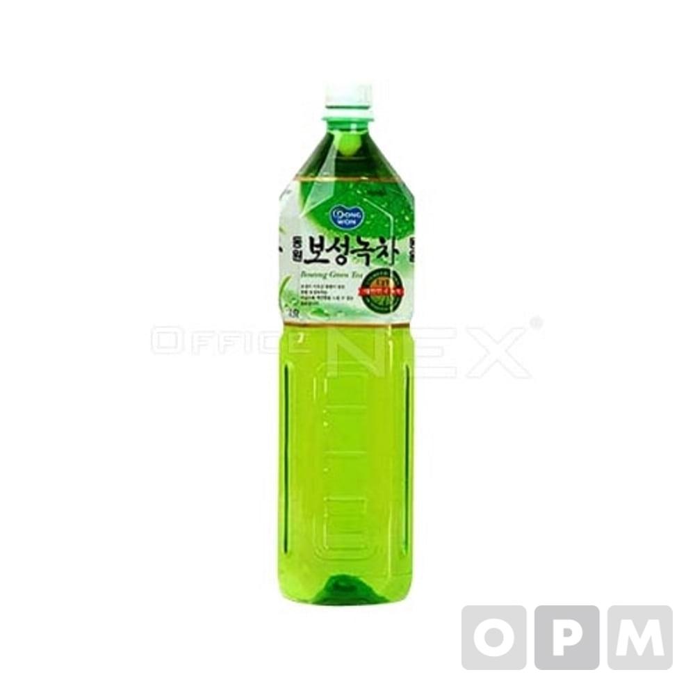 동원 보성녹차 음료 1.5ℓ