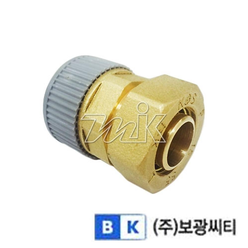 XL/PB 연결 유니온(BK) 15A(180)