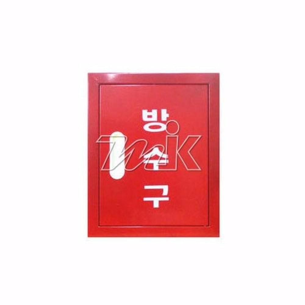 [반품불가] 방수구함-단구(카바) STEEL(400*500)