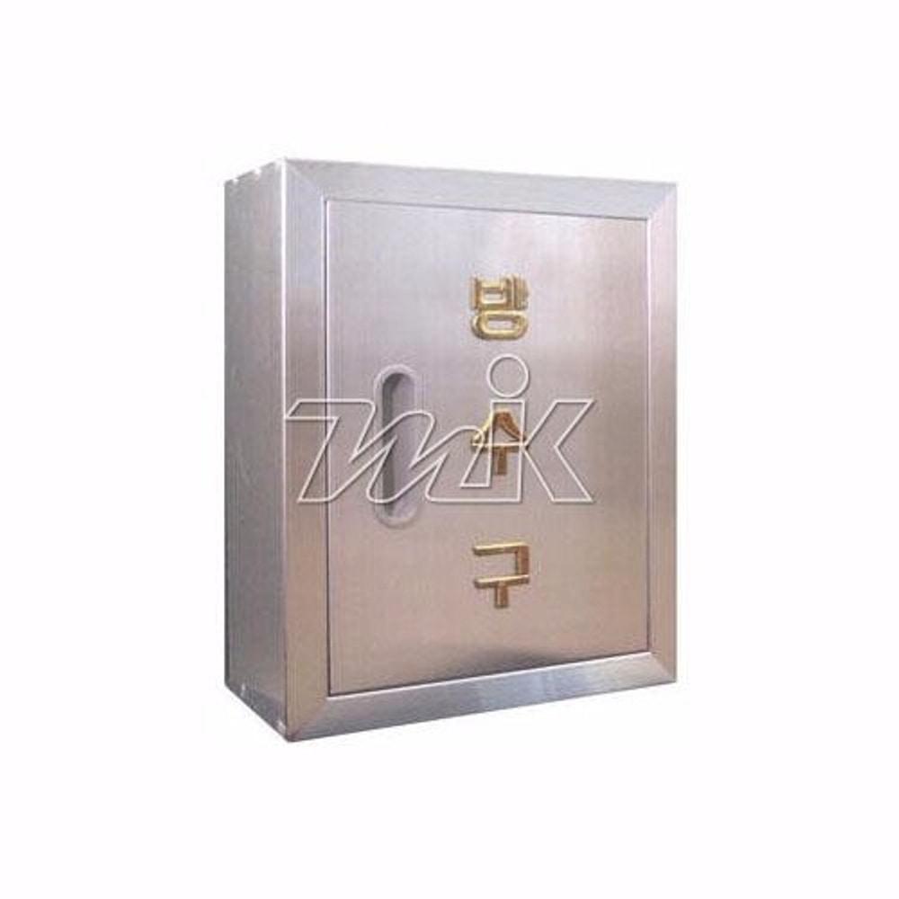 [반품불가] 방수구함-단구(노출함) SUS430(400*500*180)