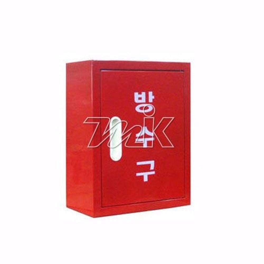 [반품불가] 방수구함-쌍구(노출함) STEEL(500*600*180)