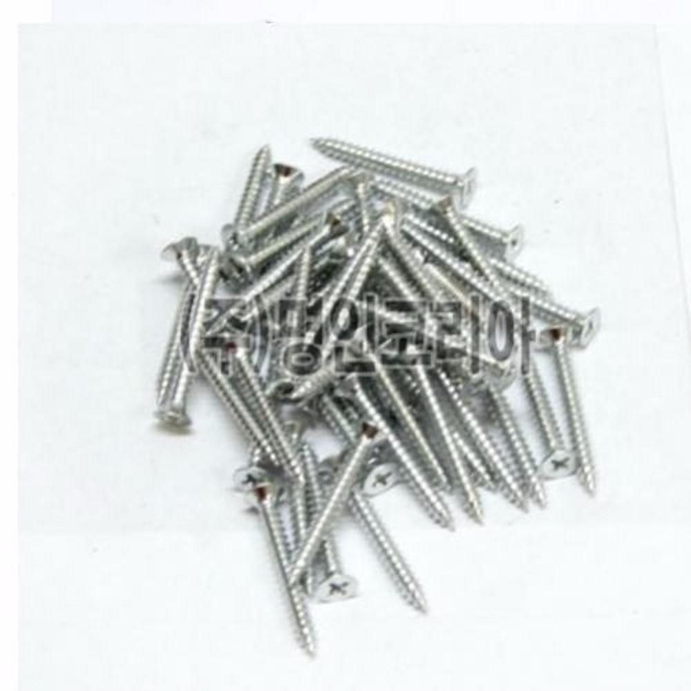피스-일반(1종) 4*30L(6mm)*500개