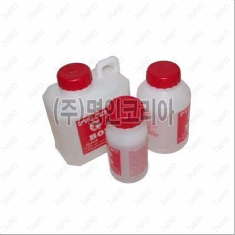 본드.PVC붓본드 250g(붓) (50)