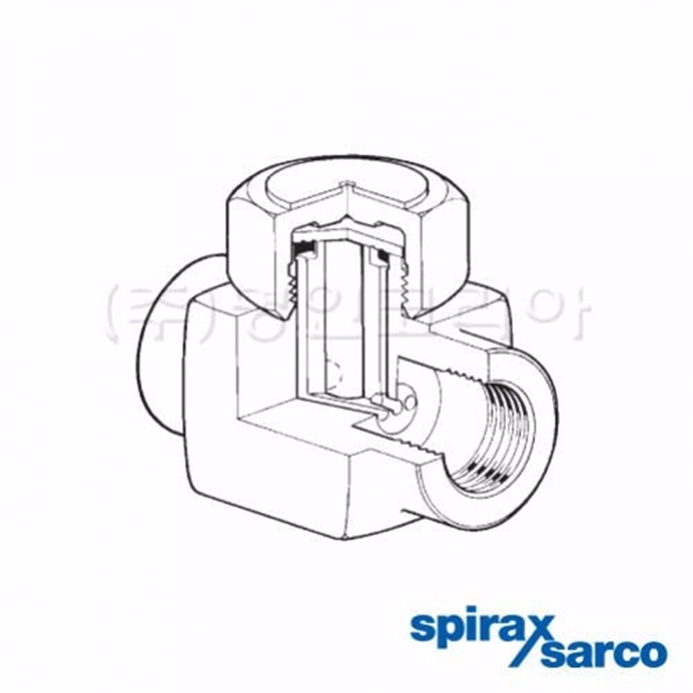 [반품불가] 청정증기용 스팀트랩 BTD52L 8A(S)