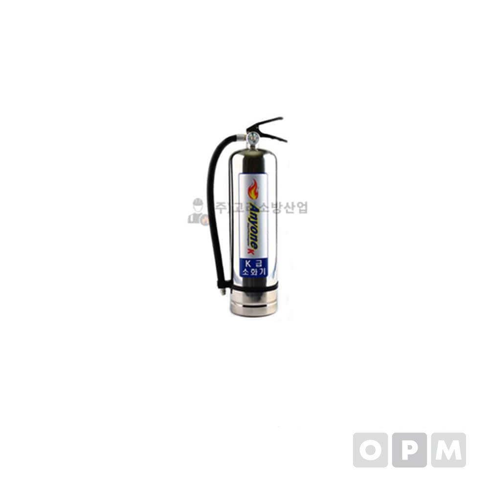 Anyone 강화액소화(K급소화기) 4L(7.8K) 주방용