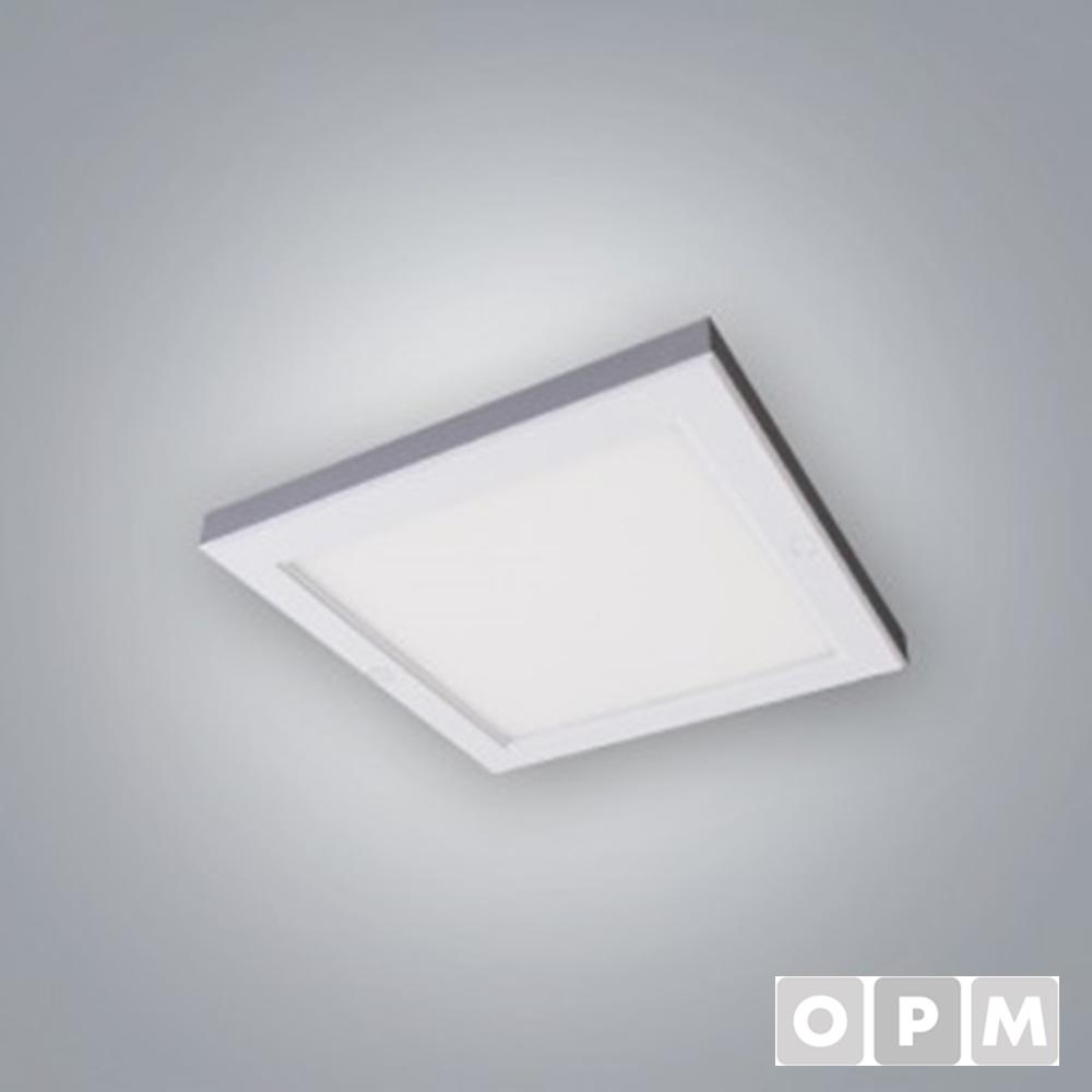 시그마 LED 엣지 직부등(백색) 사각 15W (사각) 주광색
