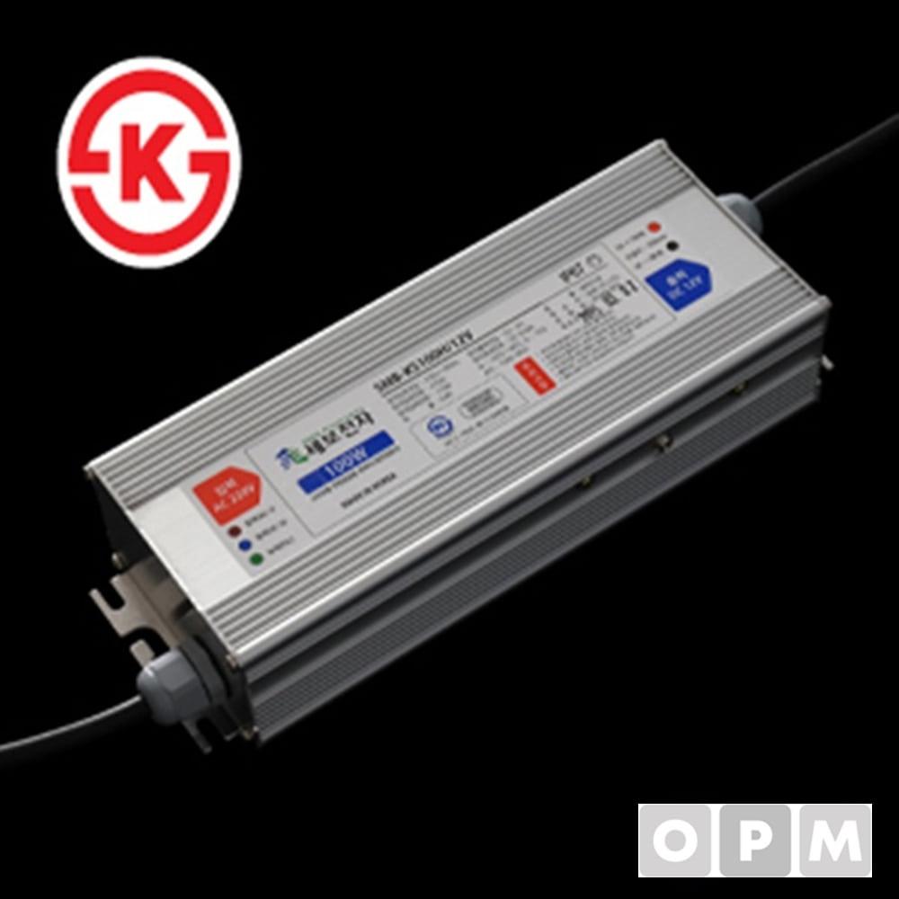 SMPS (안정기-방수형) 100 W