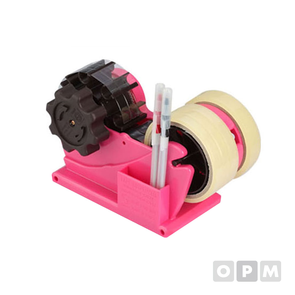 물레방아 커터기 파트너 / 핑크색38mm 25(EA)