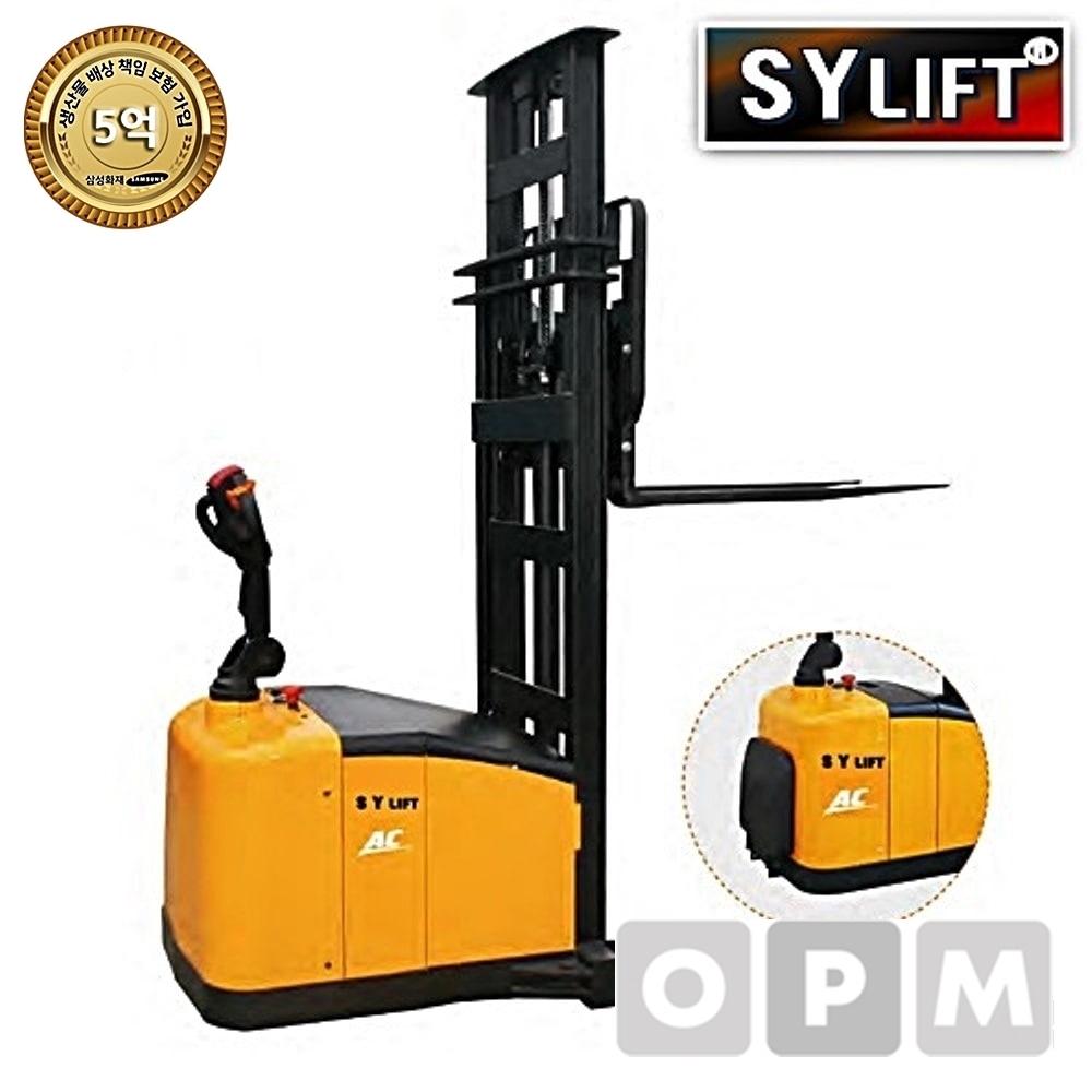 SY LIFT 카운트 밸런스 전동 지게차 SCB-1645B 정격용량 1600kg