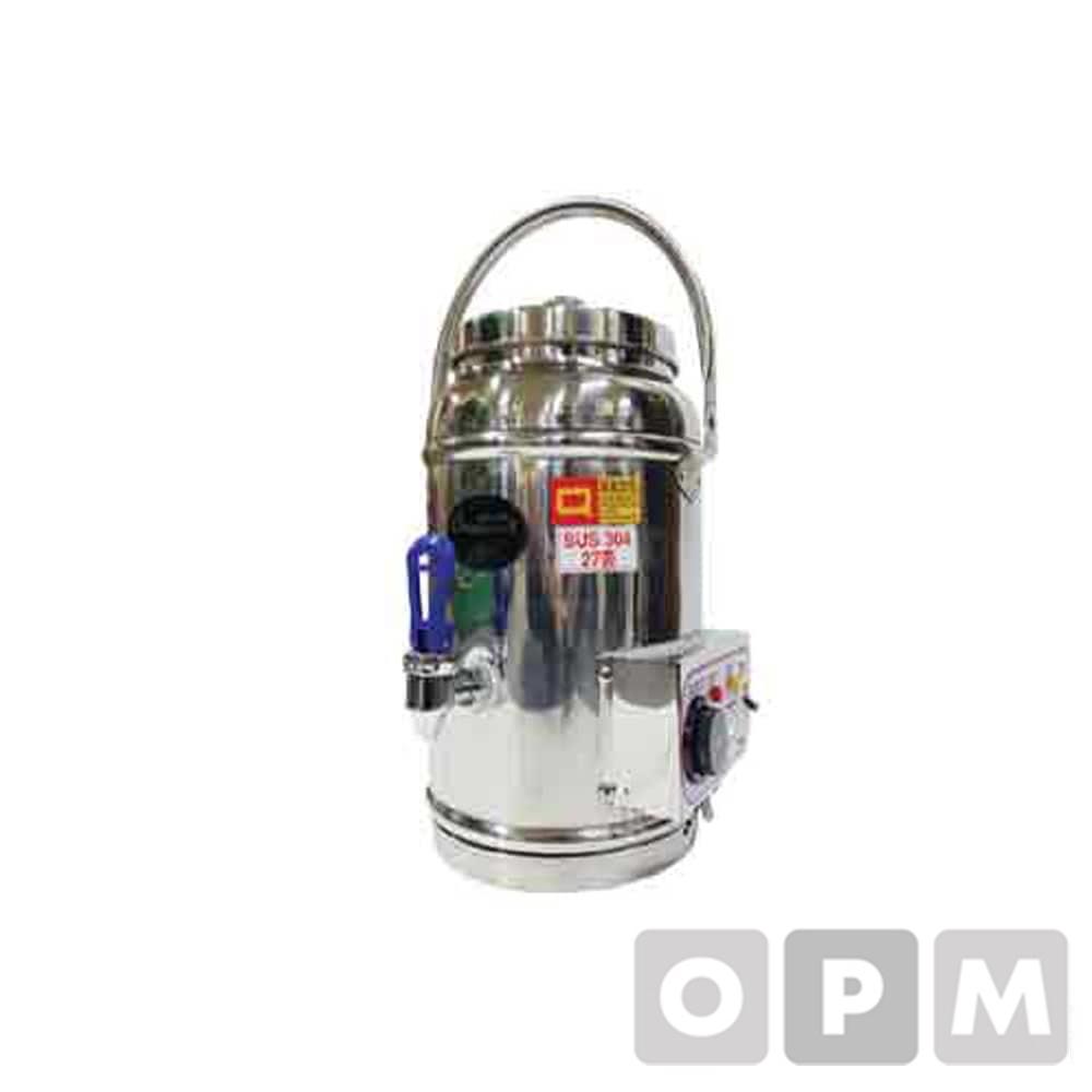 옴니팩 전기 물끓이기 8호 230X420 8L