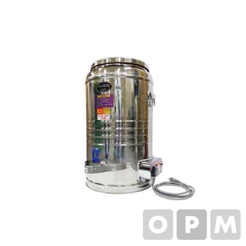 옴니팩 전기 물끓이기 12호 280x450 12L 커피기준 100잔/컵라면 기준 25개