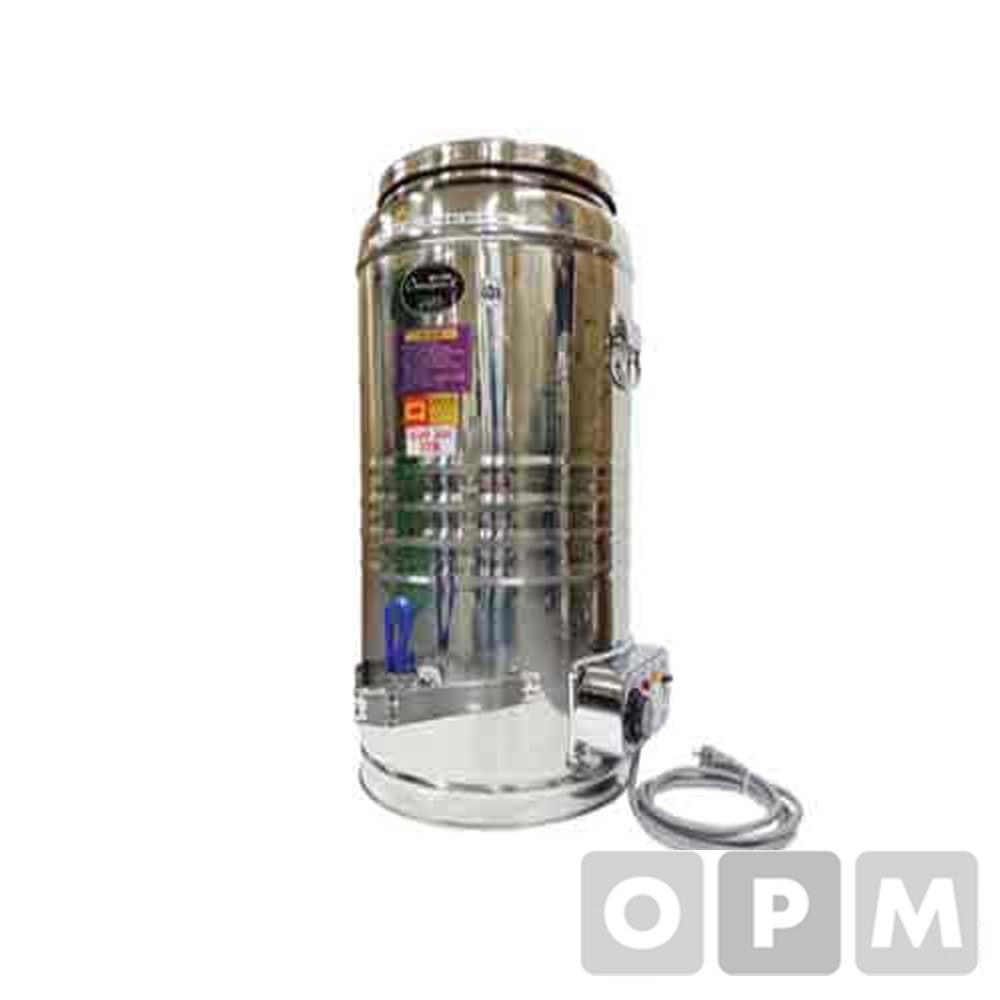 옴니팩 전기 물끓이기 20호 280x600 20L 커피기준 160잔/컵라면 기준 40개