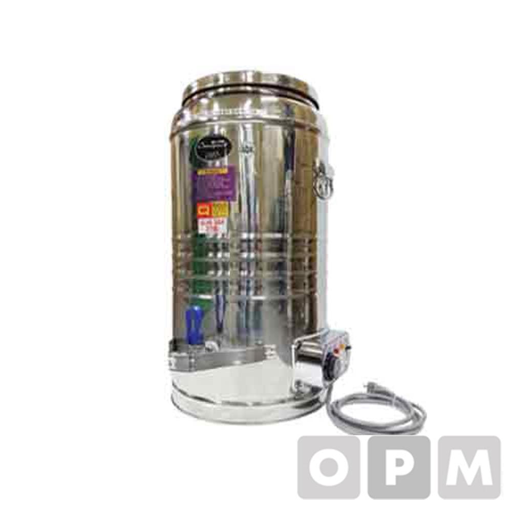 옴니팩 전기 물끓이기 30호 350x600 30L 커피기준 250잔/컵라면 기준 60개